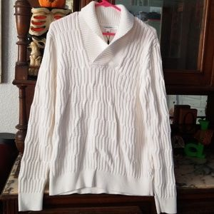 Brand new with tags Calvin Klein heavy sweater